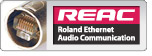 Image of REAC - Roland Eithernet Audio Communicatioin.