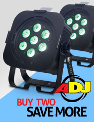 American DJ Buy 2 Save More