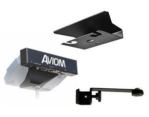 Aviom Personal Monitor Mixing Accessories