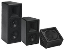EAW Commercial VR PA Speakers