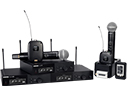 Shure SLX-D Digital Wireless Systems