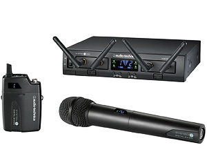 Wireless Combo Mic Systems