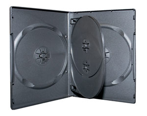 Replacement DVD Cases