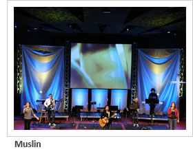 Multi-Site Church Sound and Video Systems
