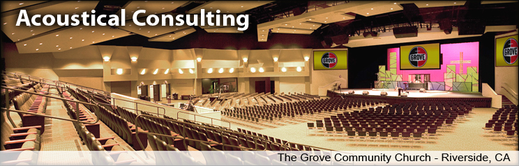 Church Acoustical Consulting