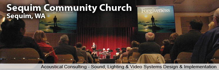 The experts at CCI Solutions can design and integrate a better sound and video system for your church!