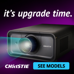 Christie Projectors - View Models