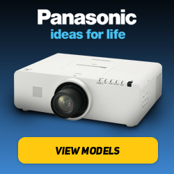 Panasonic Projectors - View Models