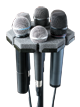 Ace Back Stage Microphone Softpod