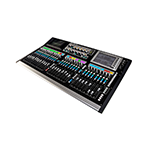Allen & Heath GLD-112 Digital Mixing Surface Chrome Edition