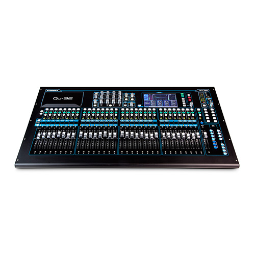 Allen & Heath Qu-32 Chrome Edition