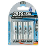 Ansmann Rechargeable AA Batteries