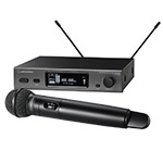 Audio-Technica 3212/C510EE1 Handheld Wireless Microphone System  thumbnail