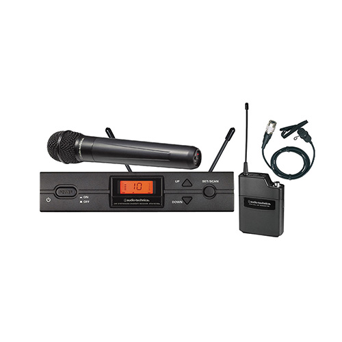 Audio-Technica 2000 Series Wireless System