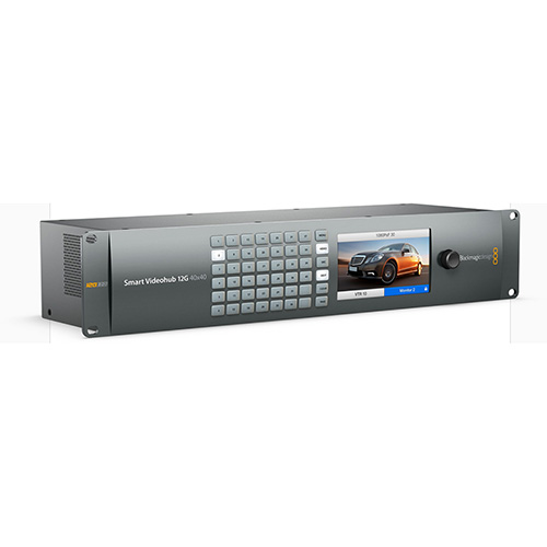 Blackmagic Design (VHUBSMART6G4040) Smart Videohub 40x40