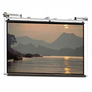Da-Lite 80847 Motorized Scenic Roller Projection Screen
