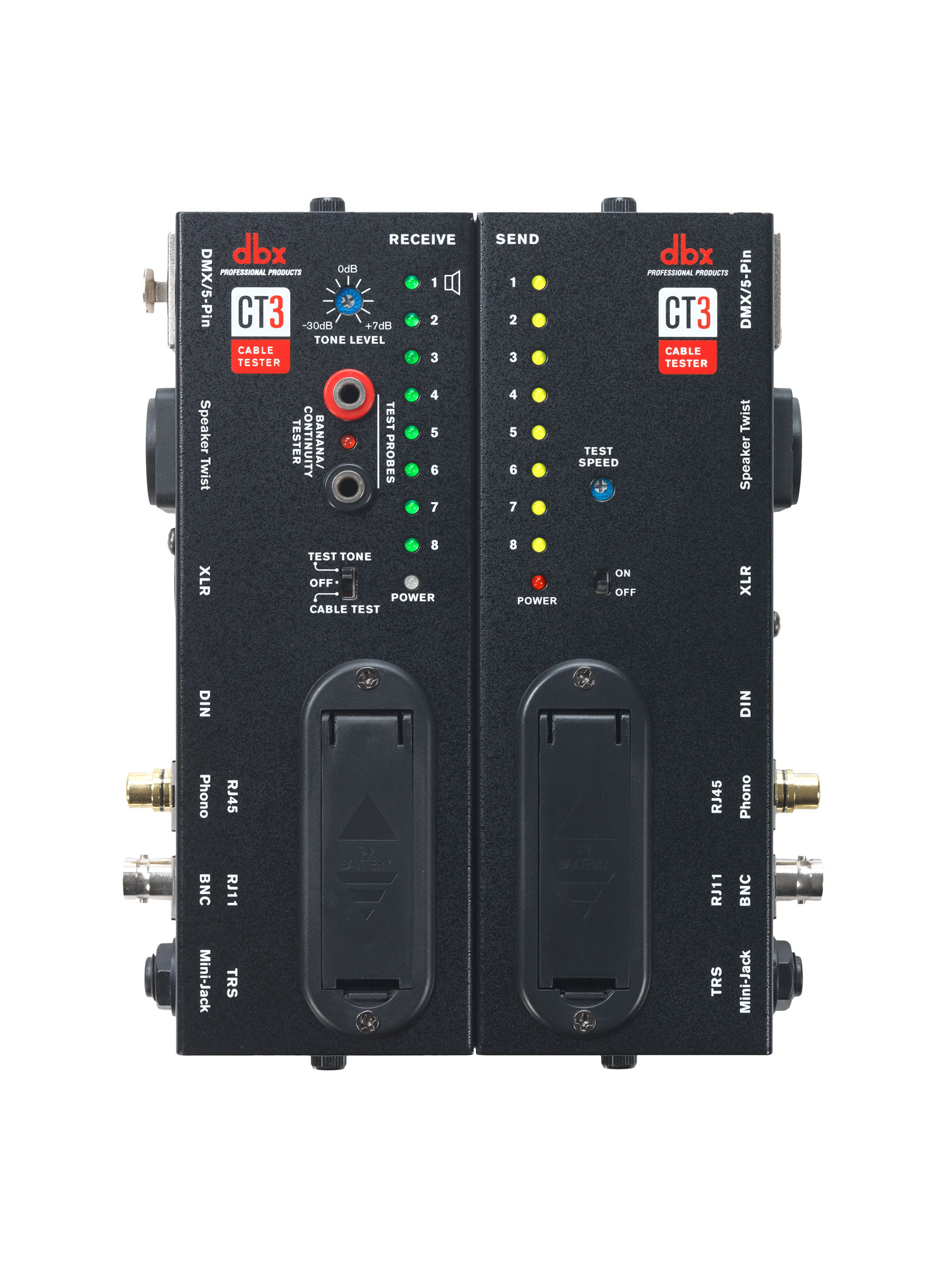 Dbx Ct 3 Advanced Cable Tester