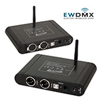 Elation EW DMX Wireless System