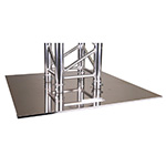 Global Truss BASE PLATE 30X30A Aluminum Base Plate alternate thumbnail