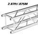 Global Truss SQ-4110-.875-BLK