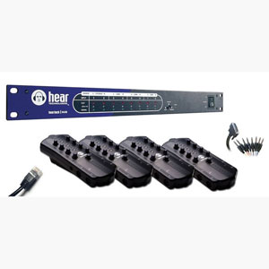 Hear Technologies Hear Back System 4 pack