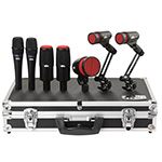 Heil Sound HDK-7 Drum Mic Kit
