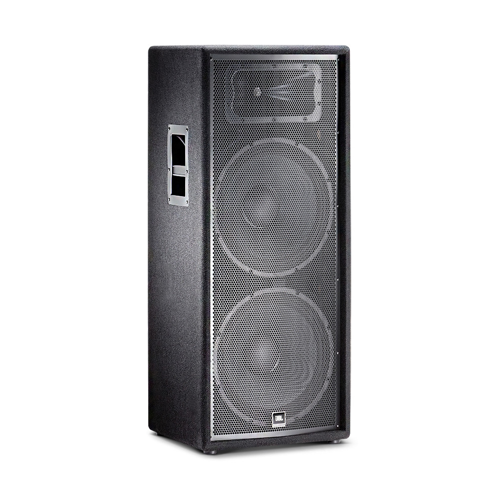 Jbl Jrx225 Pa Speaker 2 Way Box Design Passive System With Two 15 Lf Drivers And 1 Hf Compression Driver