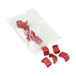Listen Technologies LA-440 Replacement Leader Clips (10 CT)