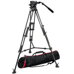 Manfrotto MVH502A Fluid Head and 535 CF Tripod System