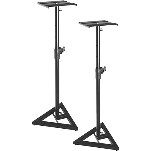 On-Stage Stands SMS6000-P Monitor Stands