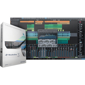 PreSonus (S1 UPG3.0 DNLD) Studio One 3 Artist To Professional Upgrade
