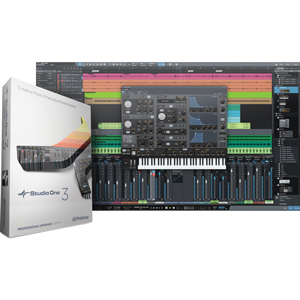PreSonus (S1 UPG3.0 VSSD) Studio One 3 Artist To Professional Upgrade