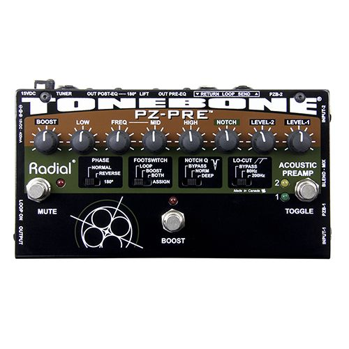 Radial (R800 7085 ) Acoustic Preamp