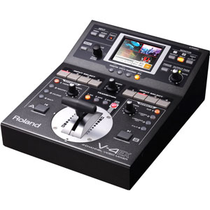 Roland (V-4EX) V-4EX Four Channel Digital Video Mixer