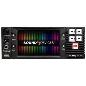 Sound Devices PIX 250i