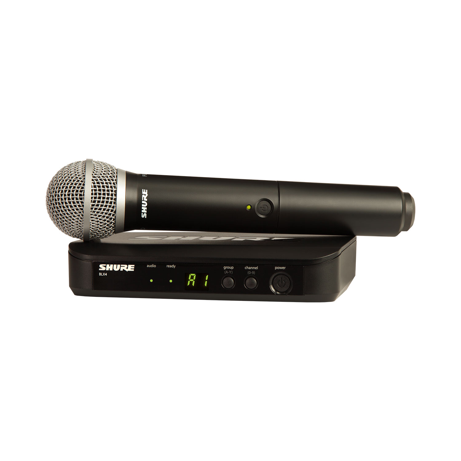how to connect wireless microphone to receiver
