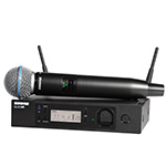 Shure GLXDR/Beta 58 Wireless system