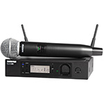 Shure GLXD24R Digital Wireless Vocal System