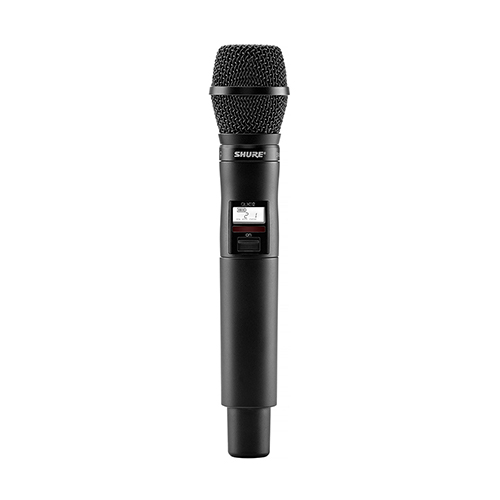 Shure QLX-D Wireless SM87 Handheld Microphone
