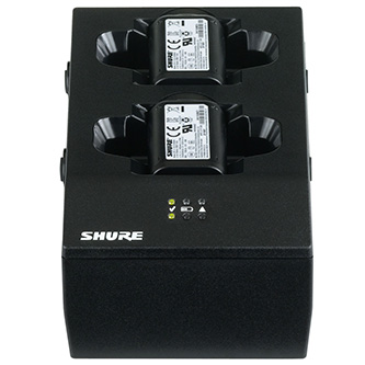 Shure SBC200 Dual Locking Charger