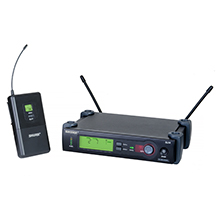 Shure (SLX14-H5) Wireless System