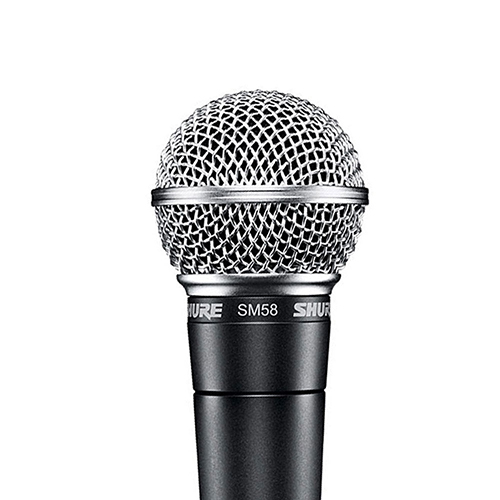 Shure SM58 LC Vocal Microphone alternate thumbnail