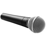 Shure SM58 LC Vocal Microphone back thumbnail
