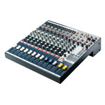 Soundcraft EFX8 Compact Mixer with Effects