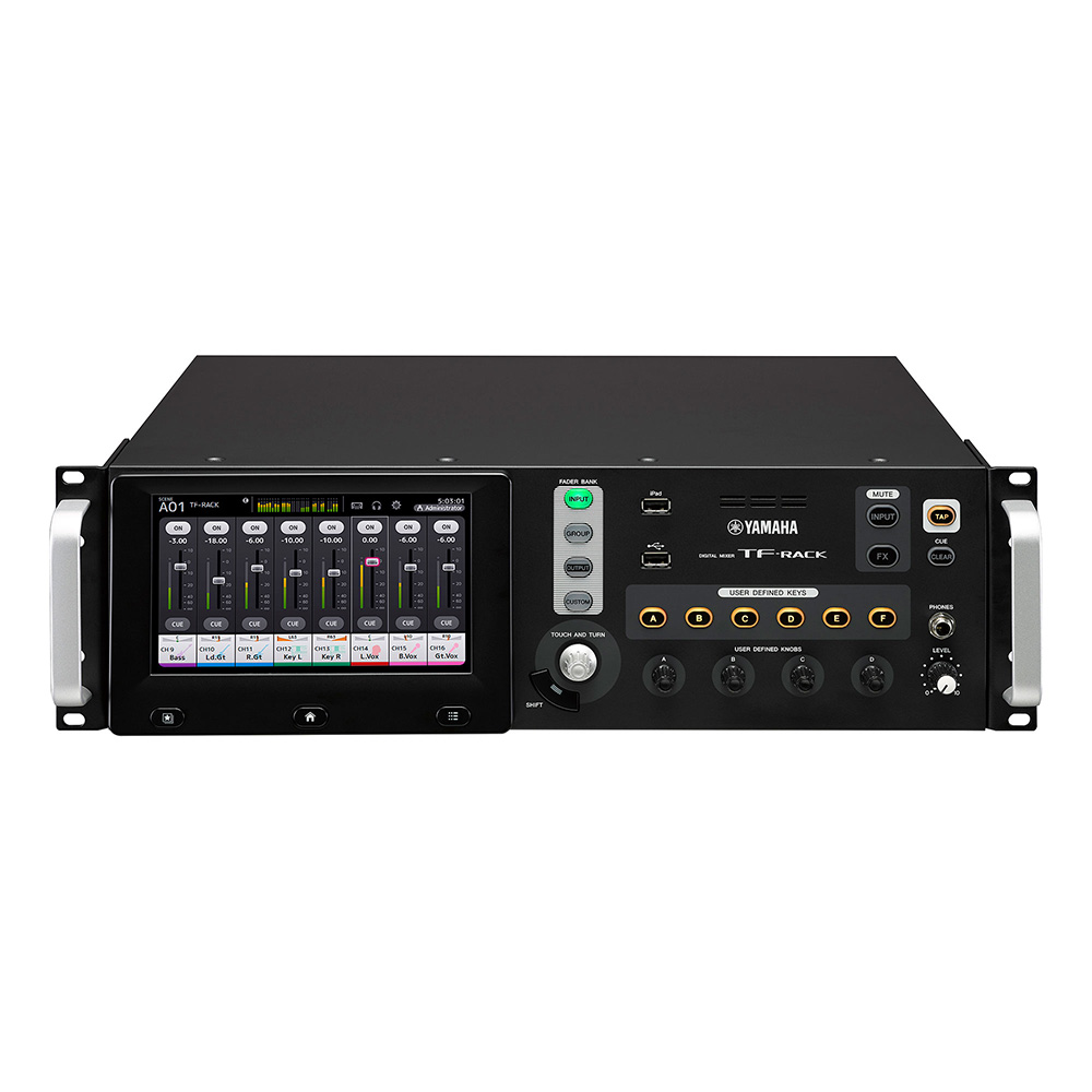 side corpration mountable mixer mixers product audio rack asystems home mount