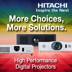 Hitachi: More Choices, More Solutions.