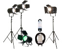 LED Lighting Packages for Video