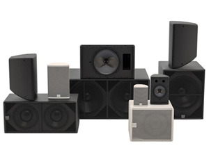 Martin Audio CDD Series Loudspeakers