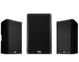 QSC K.2 Series Powered Speakers