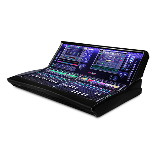 Allen & Heath dLive C3500 Control Surface 24 Faders